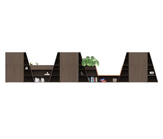 Petram roomdivider by Lande | Privacy screen