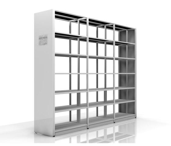 Uniflex de Lammhults Biblioteksdesign | Estantería