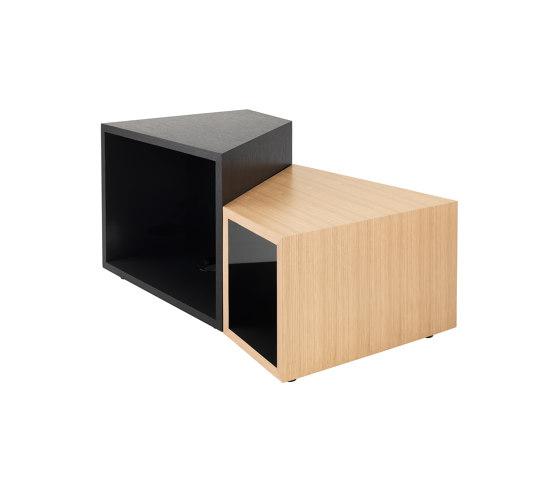 Sebastopol Table di Steelcase | Tavolini alti