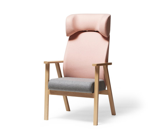 Santiago Relaxation Armchair with Headrest by TON | Armchairs