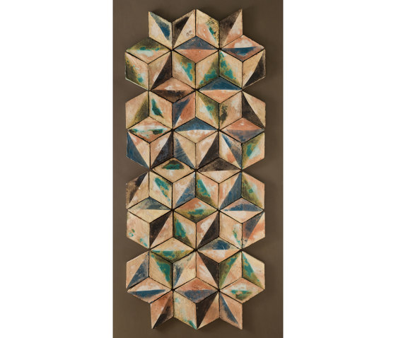 Estro Lab   Forme 01 by Cotto Etrusco   Ceramic tiles