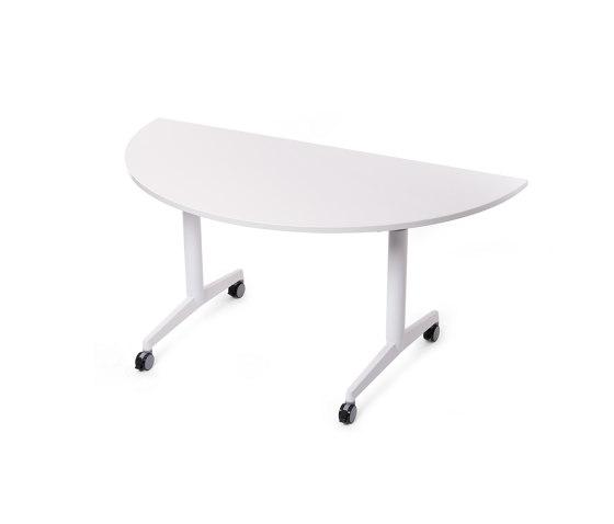 FlipTop Twin Table de Steelcase | Mesas contract