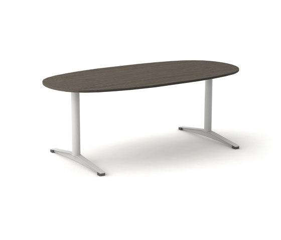 Tenaro Conferencing Table de Steelcase | Escritorios