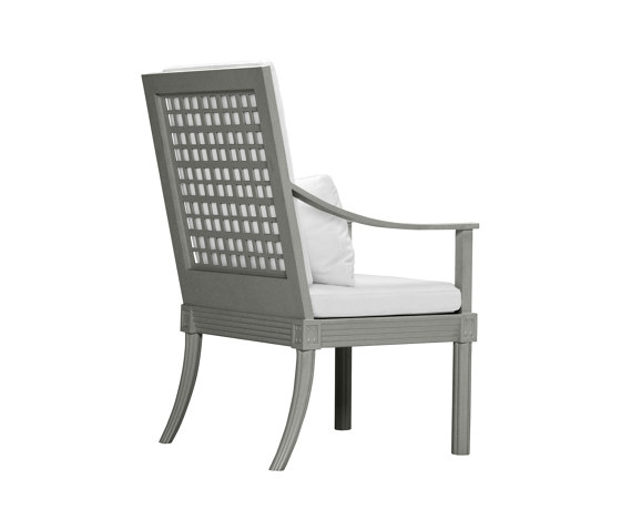 QUADRATL GRANDE ARMCHAIR by JANUS et Cie | Chairs