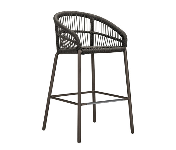 NEXUS BARSTOOL WITH ARMS by JANUS et Cie | Bar stools