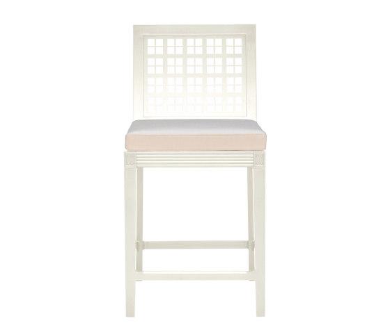 QUADRATL COUNTER STOOL by JANUS et Cie | Bar stools