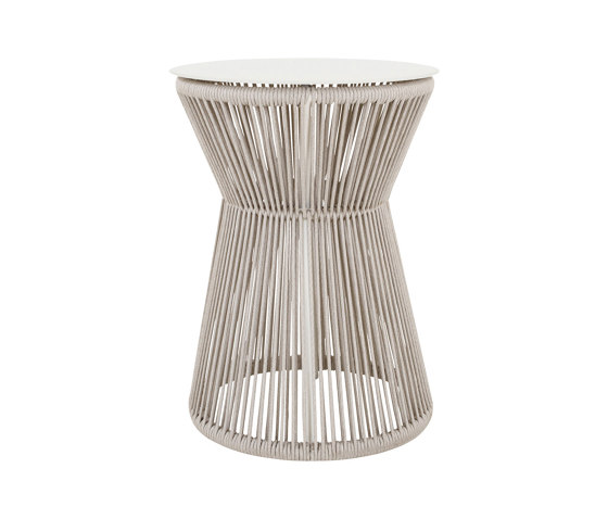 KNOT SIDE TABLE ROUND 39 by JANUS et Cie | Side tables