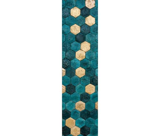 Ancient Lustre Rubboli 1873 | Smeraldo by Cotto Etrusco | Ceramic tiles
