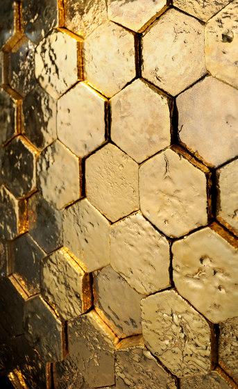 Ancient Lustre Rubboli 1873 | Oro Classico by Cotto Etrusco | Ceramic tiles