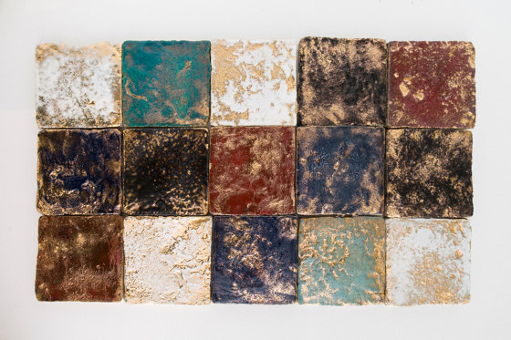 Ancient Lustre Rubboli 1873 | Colori by Cotto Etrusco | Ceramic tiles