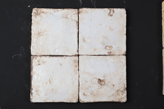 Medioevo | White by Cotto Etrusco | Ceramic tiles