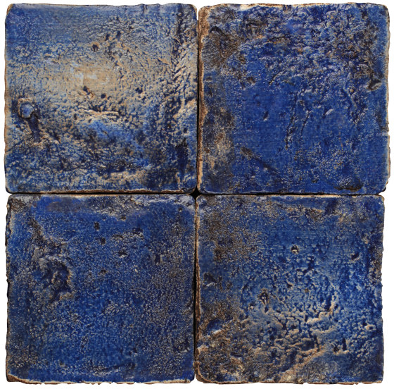 Medioevo | Blue by Cotto Etrusco | Ceramic tiles