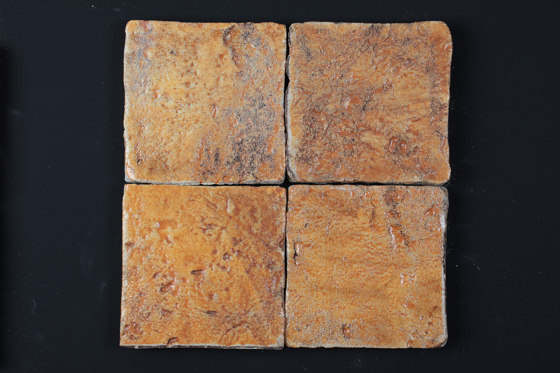Medioevo   Ocra by Cotto Etrusco   Ceramic tiles