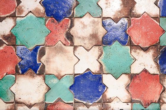 Medioevo   Stella Croce Colori by Cotto Etrusco   Ceramic tiles