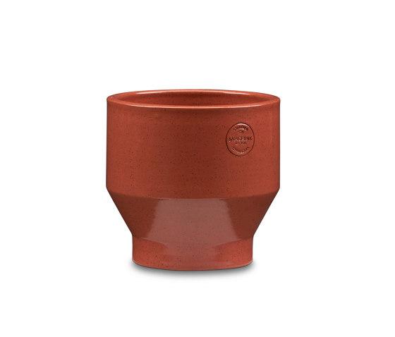 Edge Pot Ø18 by Skagerak   Plant pots