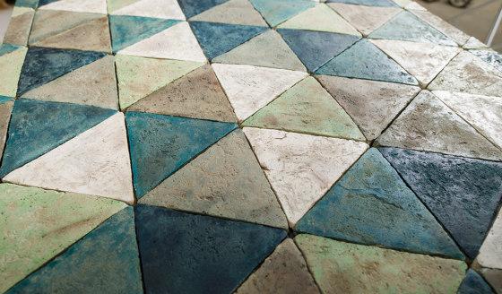 Terre Ossidate | Mix by Cotto Etrusco | Ceramic tiles