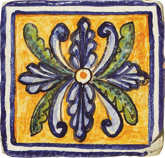 Glazes | Classic Decorations 01 by Cotto Etrusco | Ceramic tiles