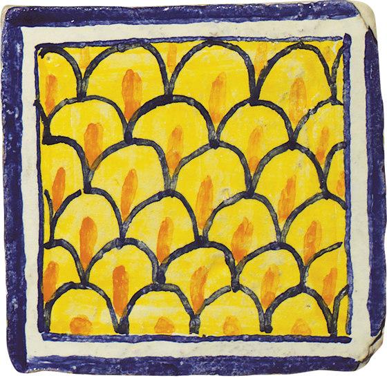 Glazes | Classic Decorations 04 by Cotto Etrusco | Ceramic tiles