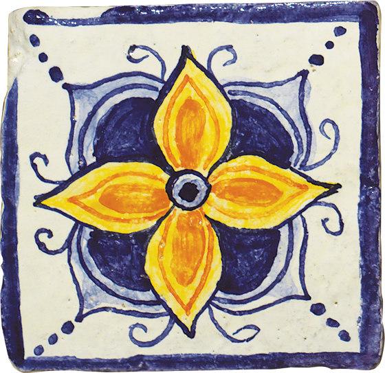 Glazes   Classic Decorations 11 by Cotto Etrusco   Ceramic tiles