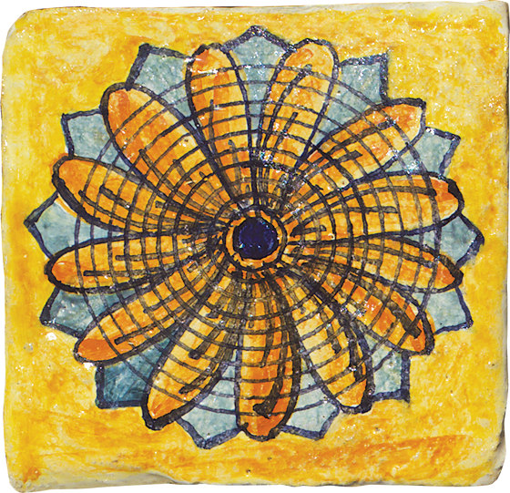 Glazes | Classic Decorations 13 by Cotto Etrusco | Ceramic tiles