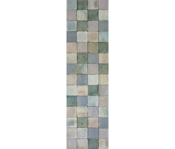 Glazes | Make Your Mix | Mix Blue 01 by Cotto Etrusco | Ceramic tiles