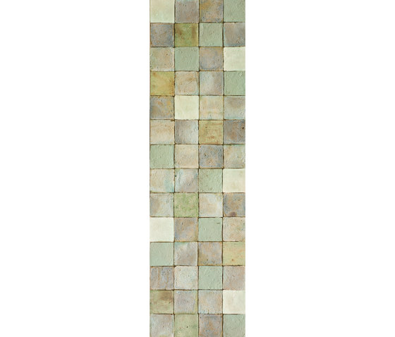 Glazes | Make Your Mix | Mix Green 01 by Cotto Etrusco | Ceramic tiles