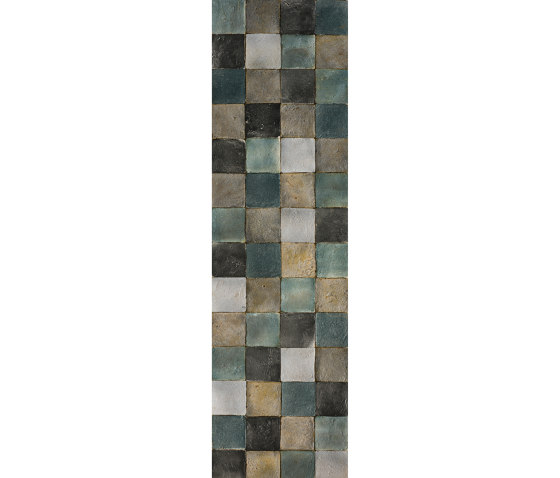 Glazes | Make Your Mix | Mix Grey 01 by Cotto Etrusco | Ceramic tiles