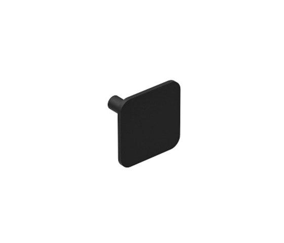 Abisso Top spike towel holder | Square de Atelier12 | Estanterías toallas