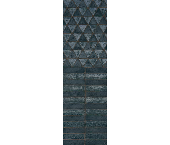 Glazes | Matt & Glossy | Mix Basalto Basic by Cotto Etrusco | Ceramic tiles