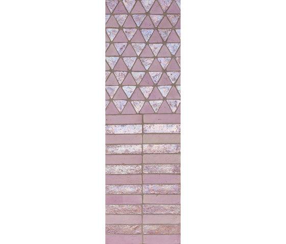 Glazes | Matt & Glossy | Mix Glicine Madreperla 50% by Cotto Etrusco | Ceramic tiles