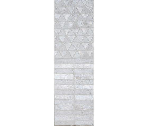 Glazes | Matt & Glossy | Mix Luna Madreperla by Cotto Etrusco | Ceramic tiles