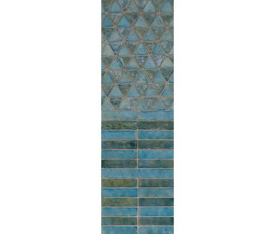 Glazes | Matt & Glossy | Mix Notte Basic by Cotto Etrusco | Ceramic tiles