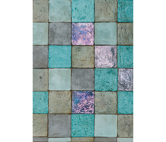 Glazes   Blends of Color Classic and Mother-Pearl by Cotto Etrusco   Ceramic tiles
