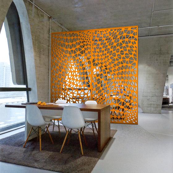 Plexus by Yellow Goat Design | Privacy screen