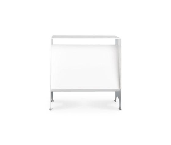 Cubo di Kim Stahlmöbel | Tavolini alti