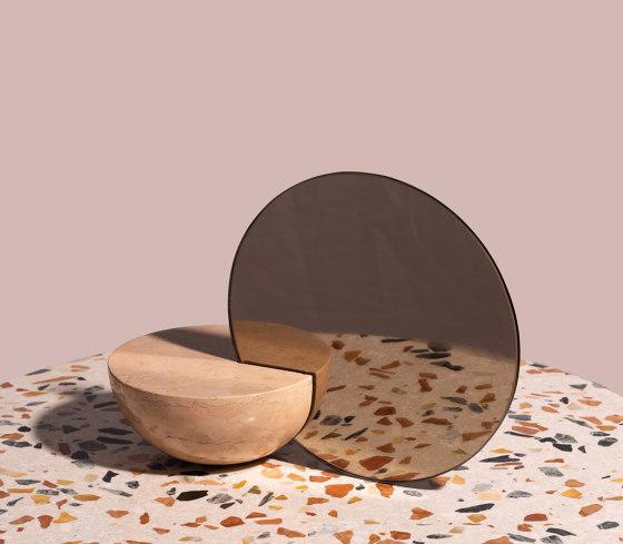 Half Sphere by Mondo Marmo Design | Mirrors