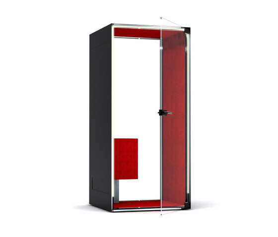 Office phone box Inwerk Phonix® by Inwerk | Telephone booths