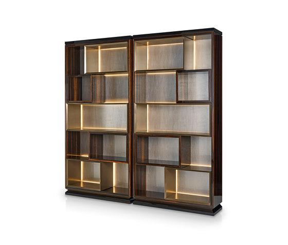 Blake High Bookshelf by SICIS   Shelving