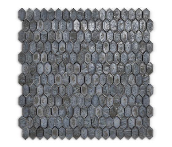 Crystal - Diaspro by SICIS   Glass mosaics