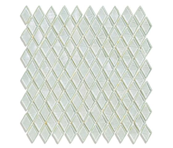 Diamond - Basin by SICIS | Glass mosaics