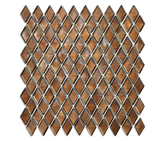 Diamond - Citrine by SICIS | Glass mosaics