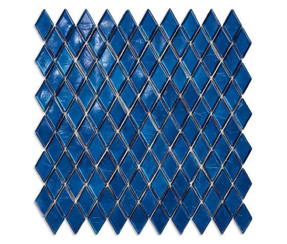 Diamond - Iolite by SICIS | Glass mosaics