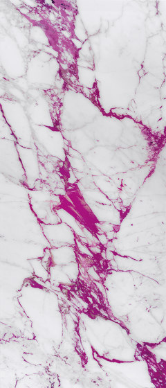 Vetrite Marble Cal Fuxia by SICIS | Decorative glass