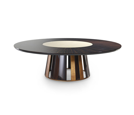 Koro Oval Table by SICIS | Dining tables