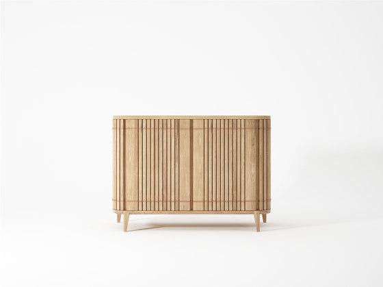 Koppar SIDEBOARD 2 DOORS de Karpenter | Aparadores