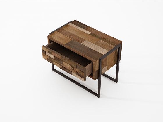 Carv'n SIDE TABLE de Karpenter | Mesas auxiliares