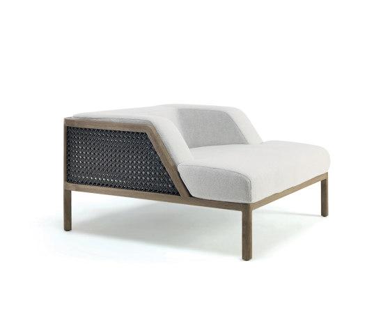 Grand Life Lounge armchair de Ethimo | Sillones
