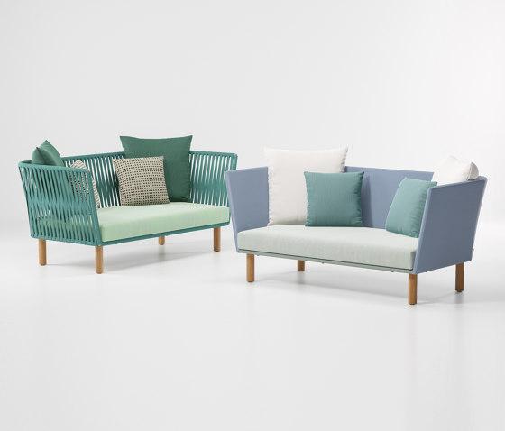Bitta 2 seater sofa di KETTAL   Divani
