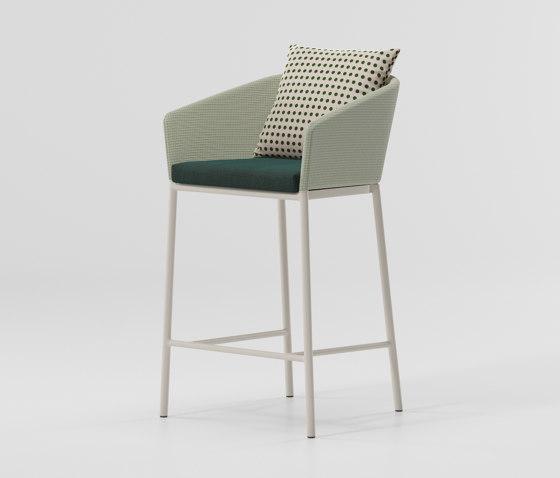 Bitta counter height bar stool de KETTAL | Taburetes de bar