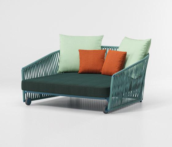 Bitta lounge daybed de KETTAL | Sofás